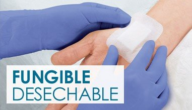 Fungible-desechable