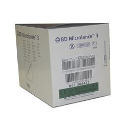 AGUJA HIPODÉRMICA 21G 1 1/2 (40X0,8MM) BD MICROLANCE (PAQUETE DE 100 UDS)