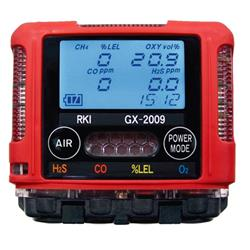 MONITOR DE GAS MODELO GX-2009