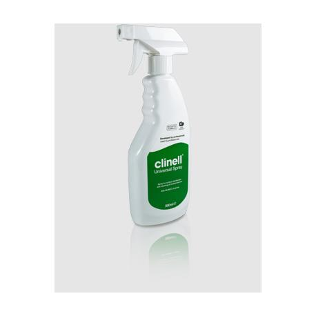 SPRAY CLINELL UNIVERSAL SIN ALCOHOL PARA DESINFECCION DE SUPERFICIES (500 ML)